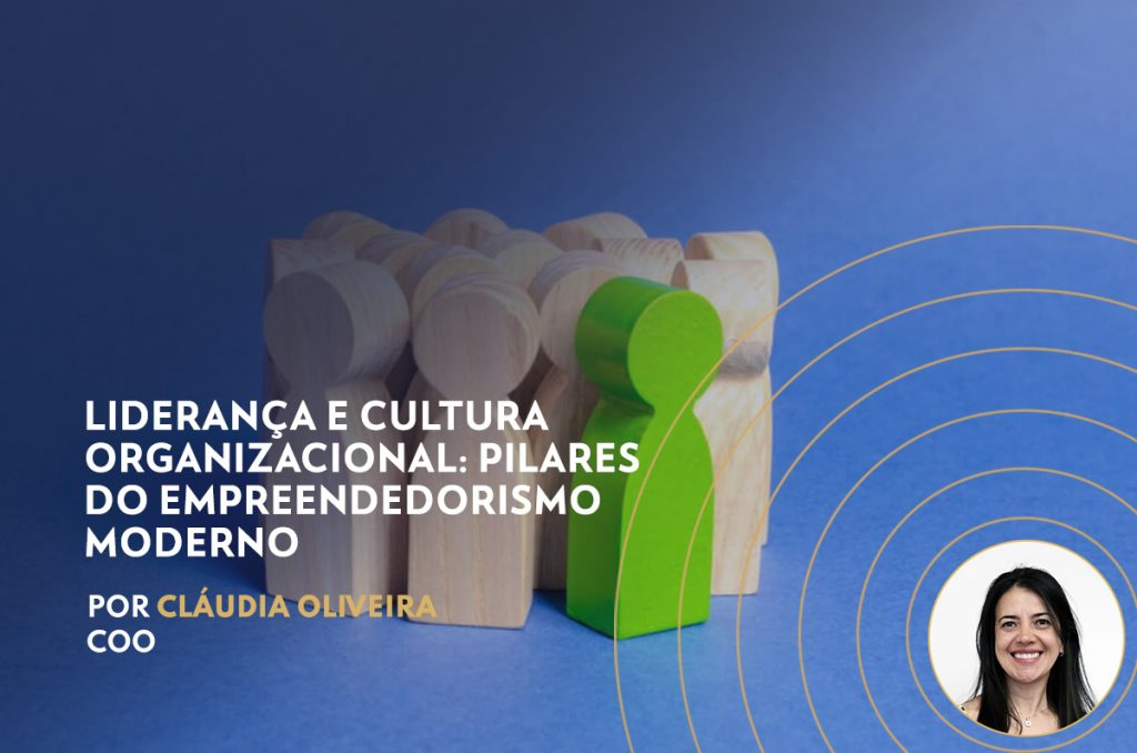 Liderança e cultura organizacional: pilares do empreendedorismo moderno
