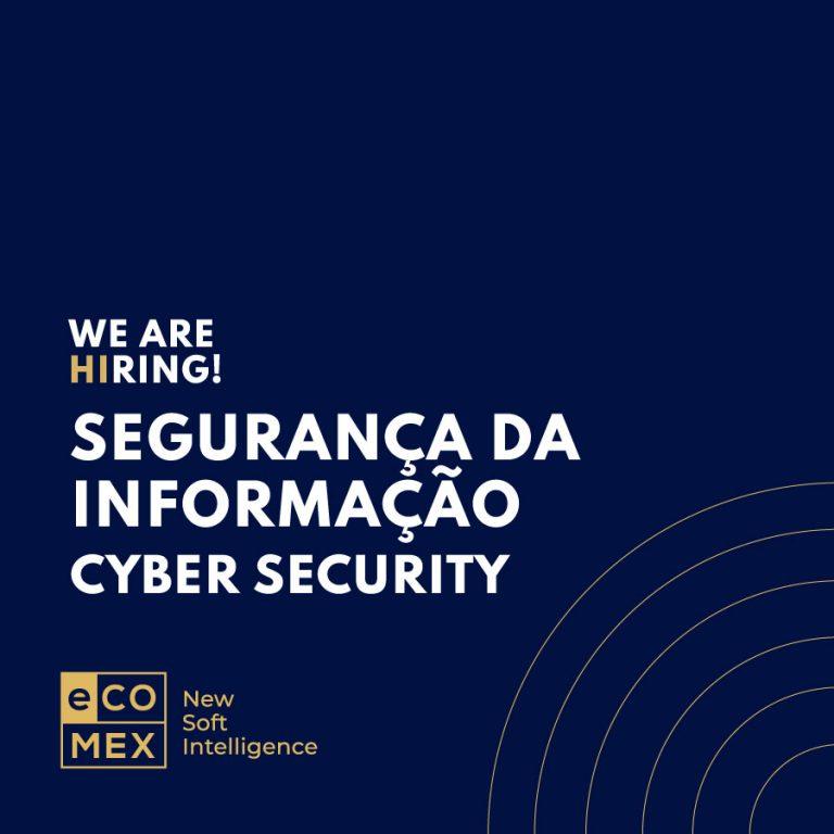 Segurança da Informação (Cyber Security)