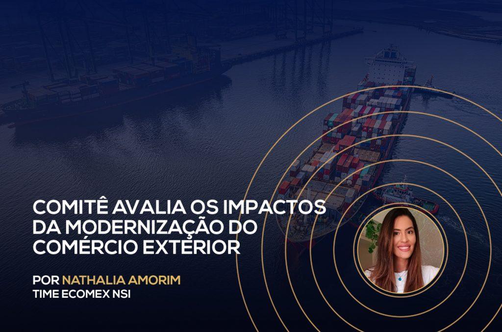 CONFAC – Comitê avalia os impactos da modernização do comércio exterior brasileiro