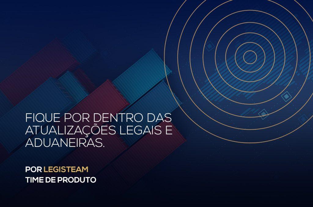 Importação n° 051/2021- Consulta Pública dos Atributos do Portal Único Siscomex
